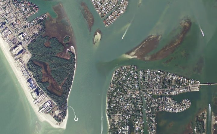 Florida Aerial Photos And Satellite Imagery - Satellite maps florida