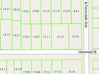 Street Address Map Florida Property Appraiser Parcel Maps and Property Data